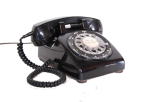 Western-Electric-500-Vintage-Rotary-Telephone-Black-1971